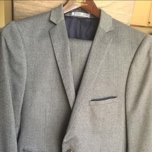 Other - Paisley and Gray herringbone suit